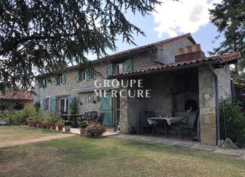 Thumbnail 3 bed property for sale in Payroux, Poitou-Charentes, 86350, France