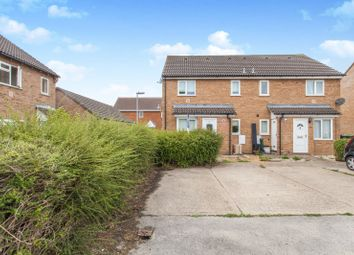 Thumbnail 1 bed semi-detached house to rent in Derwent Close, St. Ives, Huntingdon