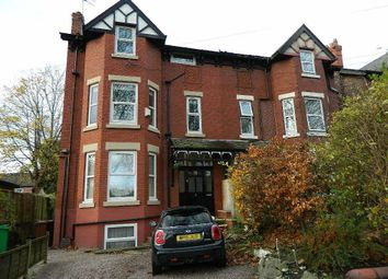 Thumbnail 2 bed flat to rent in Errwood Road, Burnage, Manchester