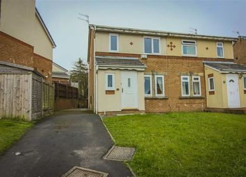 Thumbnail 3 bed semi-detached house for sale in Aspen Drive, Burnley, Lancashire