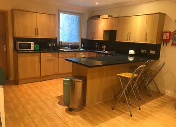 Thumbnail 5 bed shared accommodation to rent in Rhondda Street, Swansea
