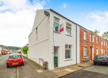 Thumbnail 2 bedroom end terrace house for sale in Church Street, Taffs Well, Cardiff