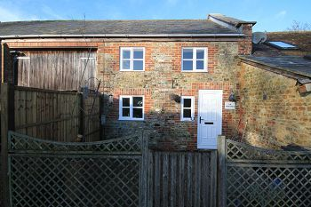 Thumbnail 2 bed terraced house to rent in The Apartment, Bradley Road, Warminster