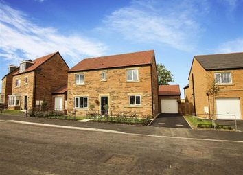 Thumbnail 4 bed detached house for sale in Moorfield Drive, Killingworth Village, Newcastle Upon Tyne