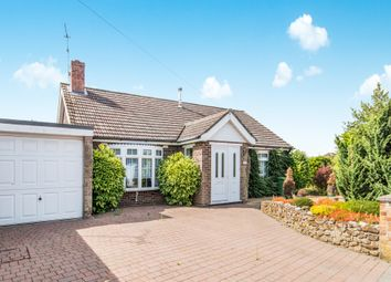 Thumbnail 3 bed detached bungalow for sale in Eastfields, Narborough, King's Lynn