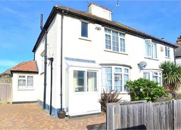 Thumbnail 3 bed semi-detached house for sale in Pier Avenue, Herne Bay, Kent