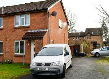 Thumbnail 2 bed semi-detached house for sale in Fairhaven Close, St Mellons, Cardiff, South Glamorgan