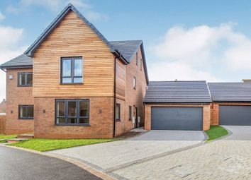 Thumbnail 5 bed detached house for sale in Yateley Drive, Barton Seagrave, Kettering