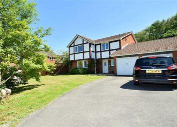 Thumbnail 4 bed detached house for sale in Parc Nant Celyn, Efail Isaf, Pontypridd