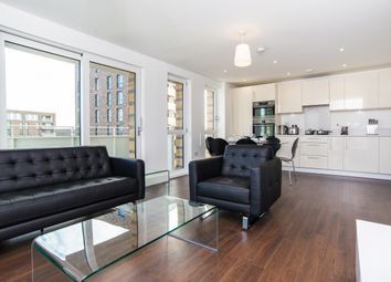 Thumbnail 3 bed flat to rent in Ivy Point, No. 1 The Avenue, Bow