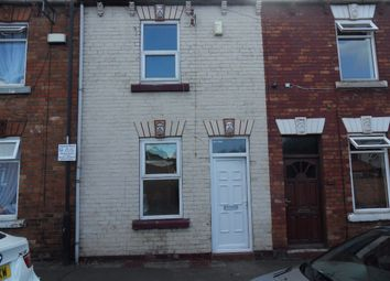 Thumbnail 2 bedroom terraced house for sale in Millbanke Street, Doncaster