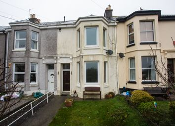 Thumbnail 3 bed terraced house for sale in Higher Port View, Saltash, Cornwall