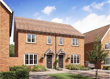 Thumbnail 2 bed semi-detached house for sale in Rowan Drive, Allington, Maidstone, Kent
