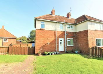 2 bed semi-detached house for sale in Devon Drive, Willington, Crook DL15