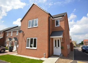 Thumbnail 3 bed property for sale in Crucible Close, North Hykeham, Lincoln