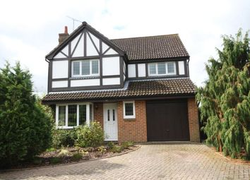 Thumbnail 4 bed detached house for sale in Holmesdale Road, North Holmwood, Dorking, Surrey