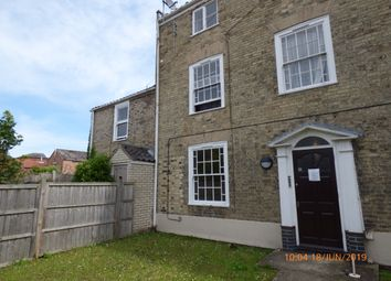 Thumbnail 1 bedroom flat to rent in St. Marys Terrace, Flixton Road, Bungay