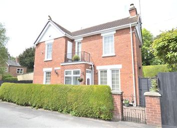 Thumbnail 3 bed detached house for sale in Belmont Avenue, Hucclecote, Gloucester