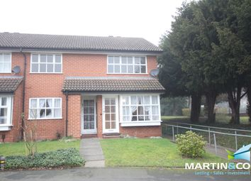 Thumbnail 2 bed maisonette to rent in Odell Place, Edgbaston