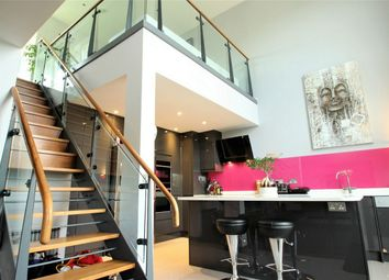 Thumbnail 3 bed flat for sale in Metropolitan Station Approach, Watford, Hertfordshire