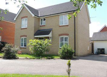 Thumbnail Detached house for sale in Mallard End, Downham Market