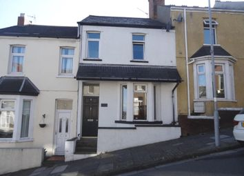 Thumbnail 2 bed terraced house for sale in Trinity Street, Barry