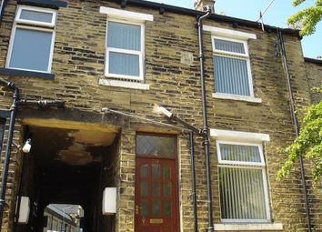 Thumbnail 2 bedroom terraced house to rent in Heaton Road, Bradford