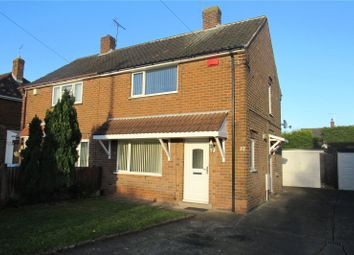 Thumbnail 2 bed semi-detached house to rent in Newlands Drive, Forest Town, Nottinghamshire
