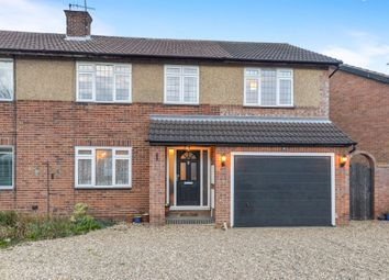 Thumbnail 5 bed semi-detached house for sale in Chandlers Road, St.Albans