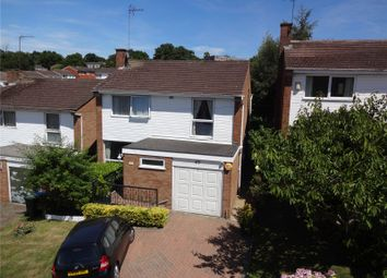 Thumbnail 4 bed detached house for sale in Chase Ridings, Enfield, Middlesex
