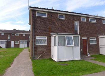 Thumbnail 2 bed end terrace house for sale in Airdrie Place, Bispham, Blackpool