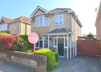 Thumbnail 3 bedroom detached house for sale in Uppleby Road, Parkstone, Poole