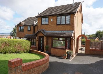 Thumbnail 3 bed detached house for sale in Maes Y Dyffryn, Holywell