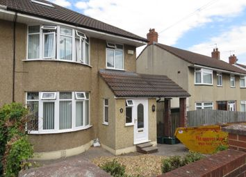 Thumbnail 5 bed semi-detached house for sale in Walnut Walk, Headley Park, Bristol