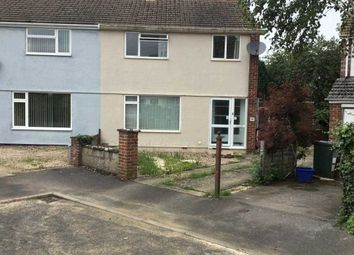 Thumbnail 3 bed semi-detached house for sale in Wise Avenue, Kidlington, Oxford