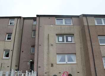 Thumbnail 2 bedroom flat for sale in Rennie Road, Kilsyth