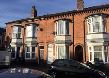 Thumbnail 1 bed terraced house for sale in Church Vale, Handsworth, Birmingham