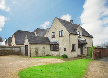 Thumbnail 4 bed detached house for sale in Barnes Green, Brinkworth, Chippenham