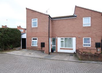 Thumbnail 3 bed end terrace house for sale in Wayside Crescent, Exeter