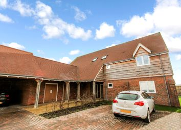 1 bed maisonette for sale in Bargain Close, Nursling, Southampton SO16