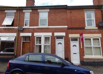 Thumbnail 2 bedroom terraced house to rent in May Street, Derby