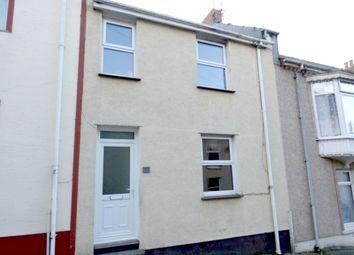 Thumbnail 2 bed terraced house for sale in Arthur Street, Pembroke Dock, Pembrokeshire
