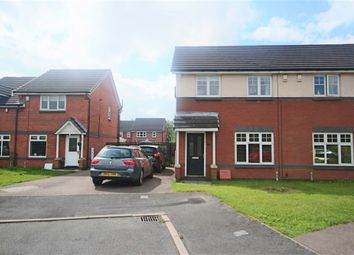 Thumbnail 3 bed semi-detached house for sale in Bellamy Drive, Leigh, Lancashire