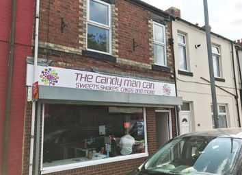 Thumbnail Commercial property for sale in Granville Terrace, Wheatley Hill, Durham