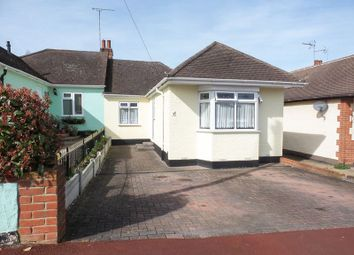 Thumbnail 3 bedroom bungalow for sale in Flamboro Close, Eastwood, Leigh-On-Sea