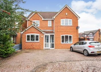 4 bed detached house for sale in Stenson Road, Derby DE23