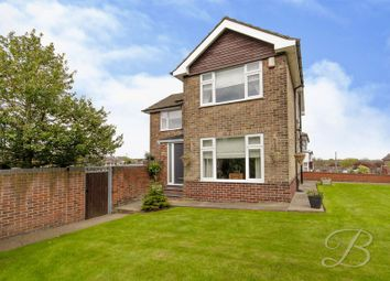 Thumbnail 4 bed detached house for sale in West Bank Lea, Mansfield