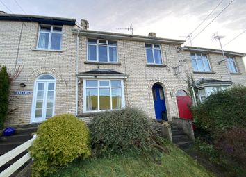 Thumbnail 3 bed terraced house for sale in North Down Road, Braunton
