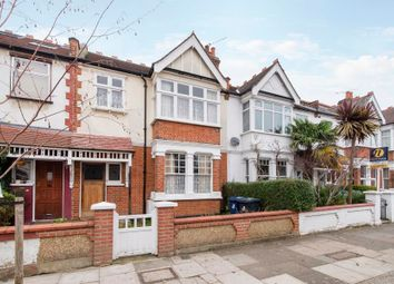 Thumbnail 3 bed terraced house for sale in Woodstock Avenue, London
