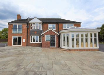 Thumbnail 5 bed detached house for sale in Leek Road, Kingsley Moor, Stoke-On-Trent